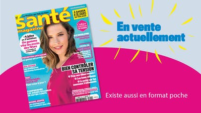 Le Santé magazine de février 2021 est sorti !