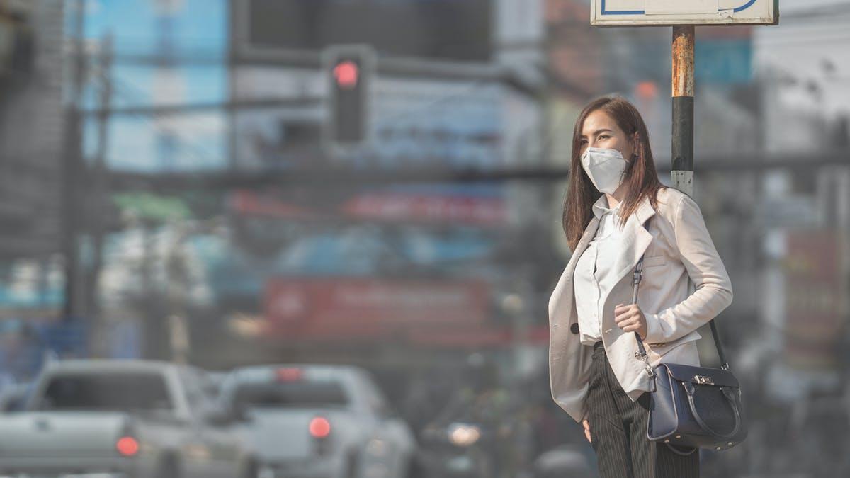 Où meurt-on le plus de la pollution de l'air en Europe ?
