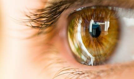 Sans aucune greffe, un homme recouvre la vue grâce à une cornée artificielle