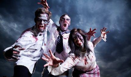 Mieux préparés, les fans de films de zombies auraient mieux vécu cette pandémie