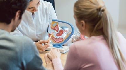 Un bébé est né après une greffe d'utérus, une première en France