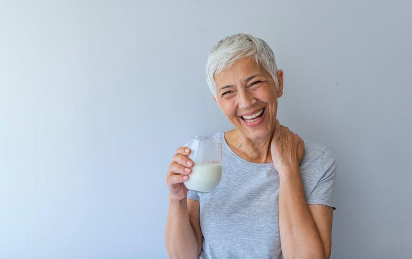 Quelle alimentation en cas d'ostéoporose ?