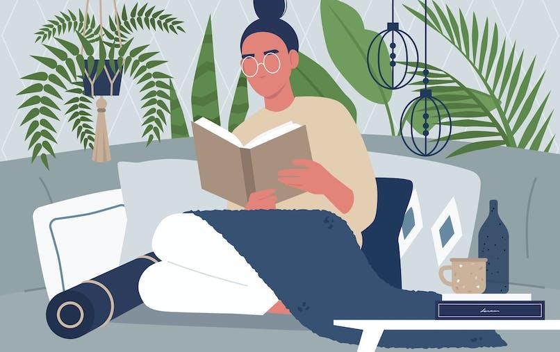 Les bienfaits santé de la lecture