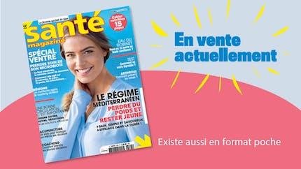 Le Santé magazine de mai 2021 est sorti !