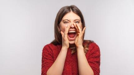 Les cris humains communiquent au moins... six émotions