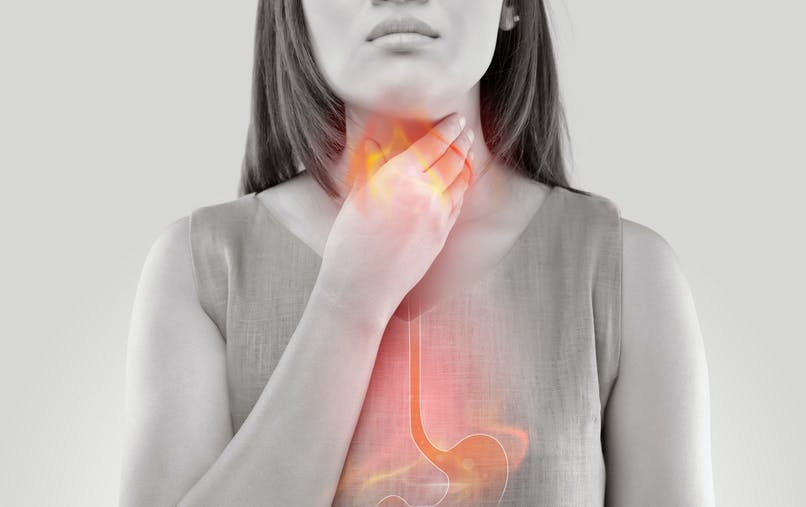 Reflux gastro-oesophagien (RGO) et toux : que faire ?