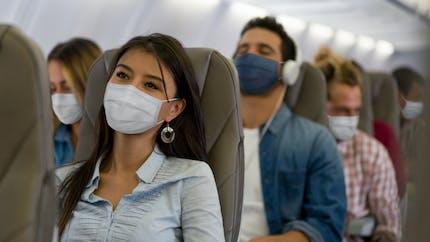 Avion & Covid-19 : laisser vides les sièges du milieu réduirait de 57% le risque de propagation