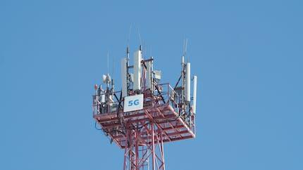Avec la 5G, pas de risque mais à surveiller selon l'Anses