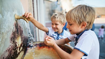 Vérifiez la qualité de votre eau potable grâce à une carte interactive