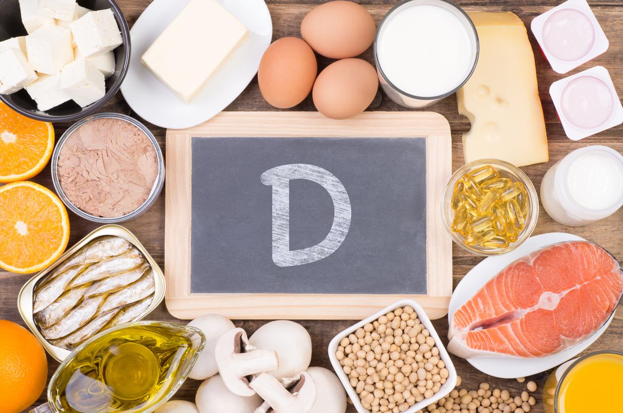 Alimentation: la couverture du besoin en vitamine D et B9, enjeu de santé publique