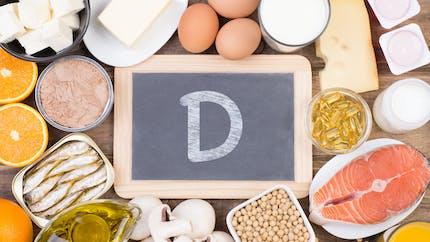 Alimentation: couvrir les besoins en vitamines D et B9, un enjeu de santé publique