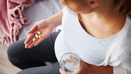 Médicaments pendant la grossesse : l'Agence du médicament lance une campagne de prévention