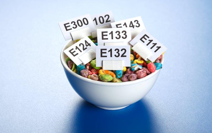 Additifs alimentaires : quels sont les risques ?