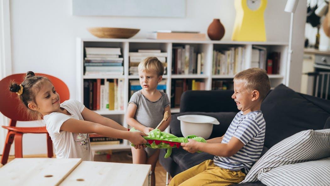 Comment gérer les disputes entre frères et sœurs