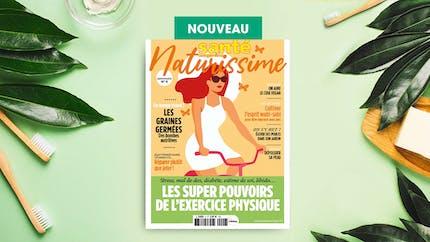 Le nouveau numéro de Naturissime est sorti !