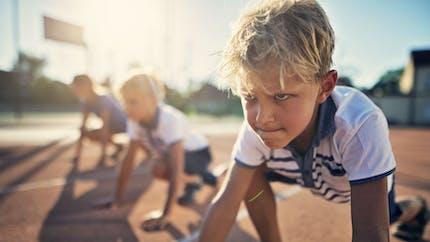 Une activité physique régulière liée à un cerveau plus « en forme » chez les préadolescents