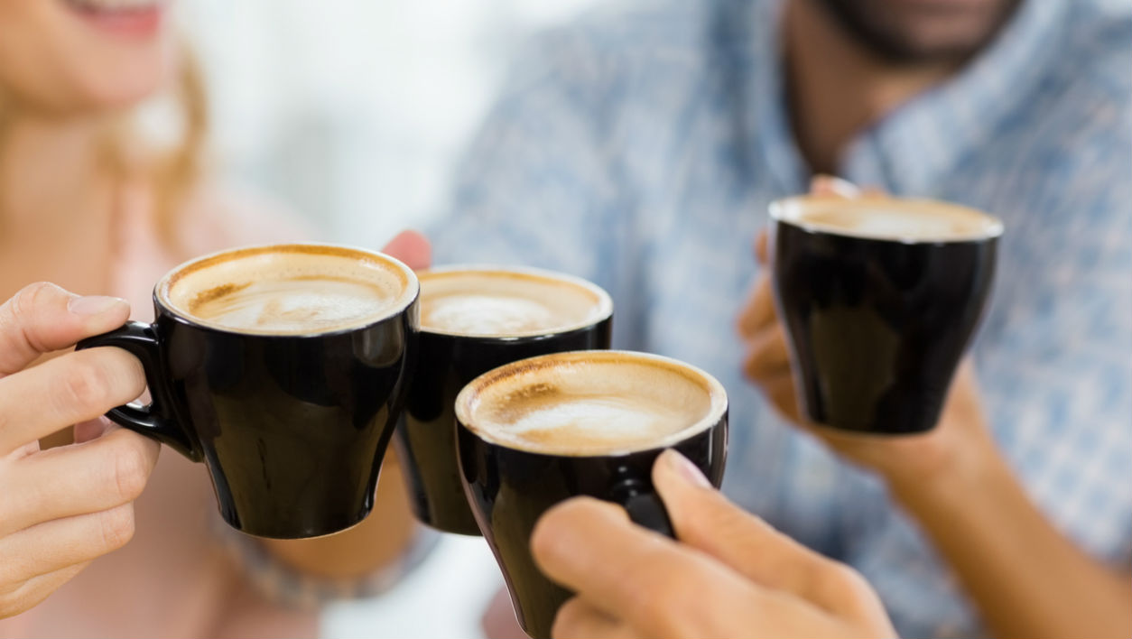 Non, le café ne perturbe pas le rythme cardiaque