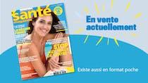 Le Santé magazine de septembre 2021 est sorti !