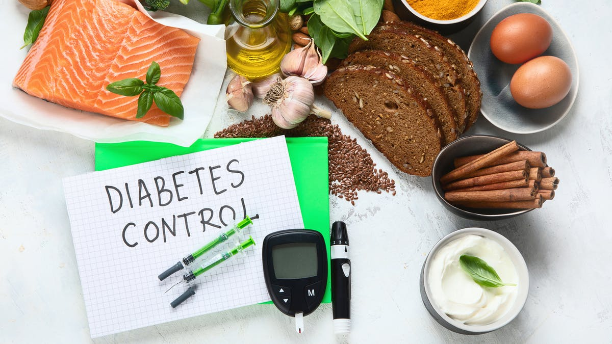 Régime type en cas de diabète de type 2