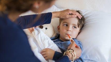 La roséole infantile, une maladie courante mais bénigne