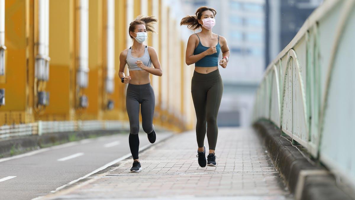 Même en zone polluée, une activité physique régulière réduirait bien le risque de décès
