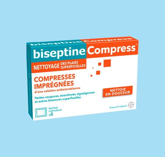 BiseptineCompress