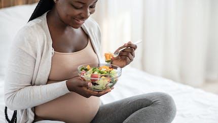 L'alimentation et le poids pendant la grossesse