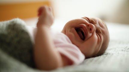 Colique du nourrisson : des pleurs intenses... pour toute la famille