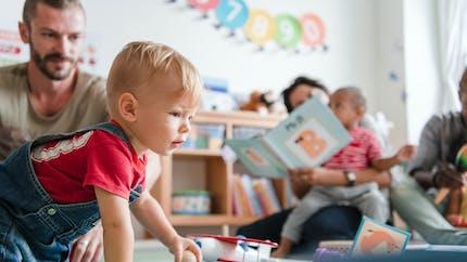 Bébé : bien préparer l'entrée en crèche ou l'arrivée chez la nounou