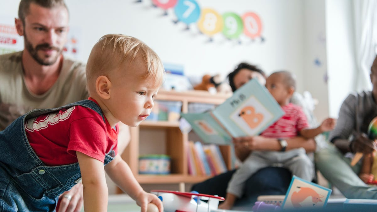 Conseils pour faciliter l'entrée de bébé à la crèche ou chez la nounou