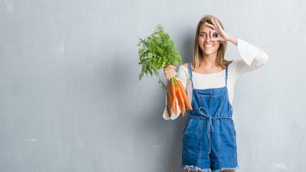 La carotte, un légume qui donne bonne mine