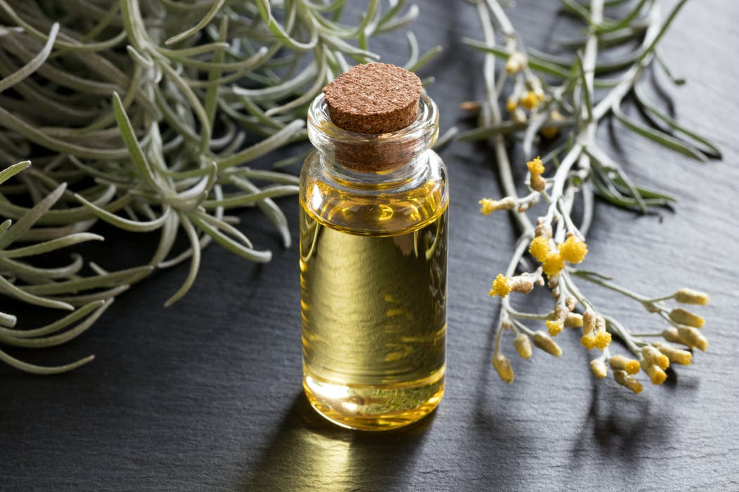 huile essentielle d'hélichryse italienne