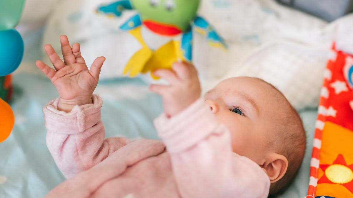 Idées d'activités pour l'éveil de bébé