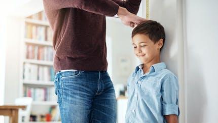 Croissance: 52% des parents ne savent pas à quelle fréquence mesurer son enfant