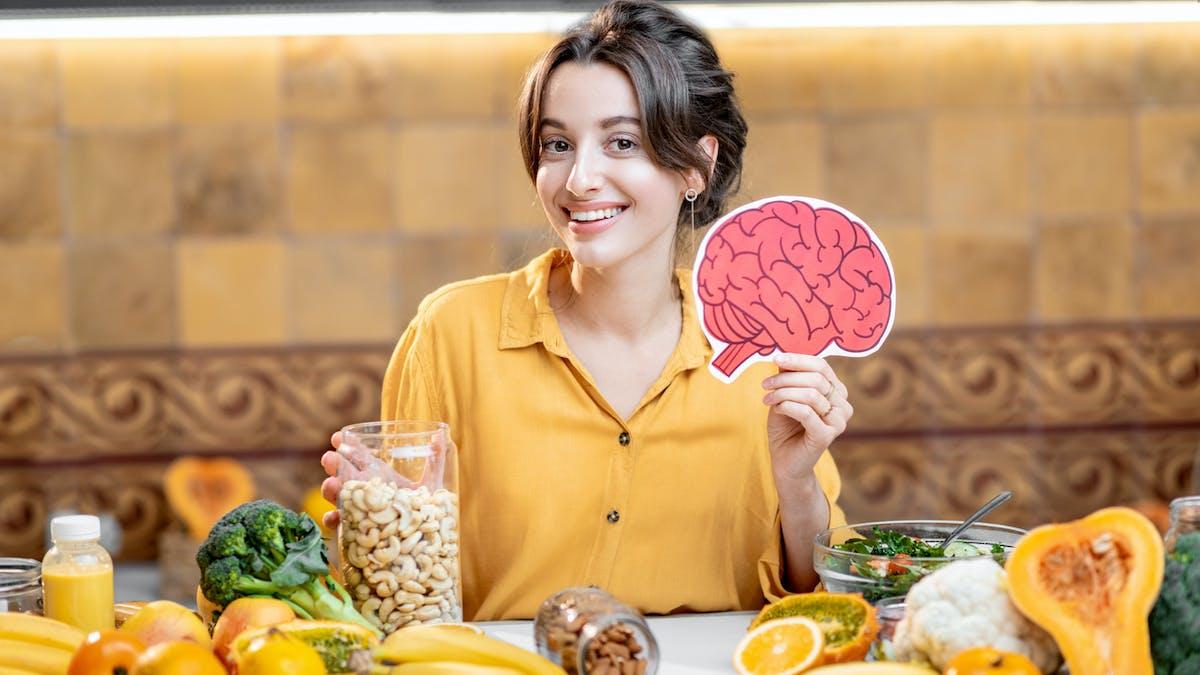L'alimentation qui protège le cerveau