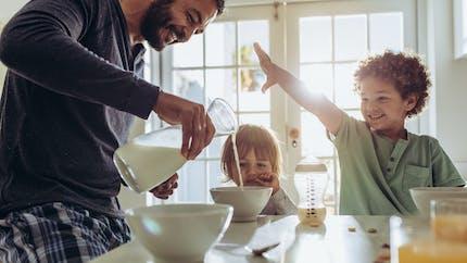 Quel est le petit déjeuner idéal pour un enfant ?