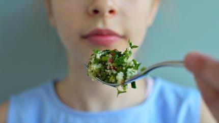 Mon enfant est végétarien, est-ce un danger pour sa croissance ?