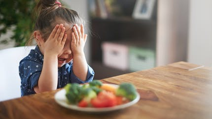 Comment faire manger des fruits et légumes à mon enfant ?
