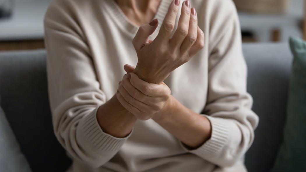 Évaluez la santé de vos articulations (test)