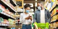 Faire ses courses au supermarché pour pas cher et équilibré
