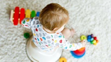 Constipation du bébé : adoptez les bons réflexes !