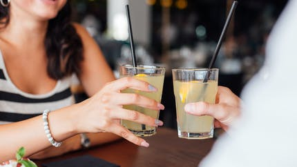 Le tableau des calories des boissons non alcoolisées