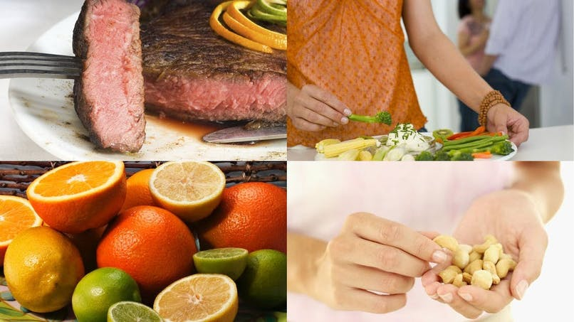 10 astuces nutrition pour se recharger en fer