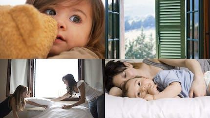 Asthme chez l'enfant: 7 solutions contre les acariens