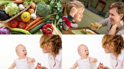 8 astuces pour donner le goût des aliments aux enfants