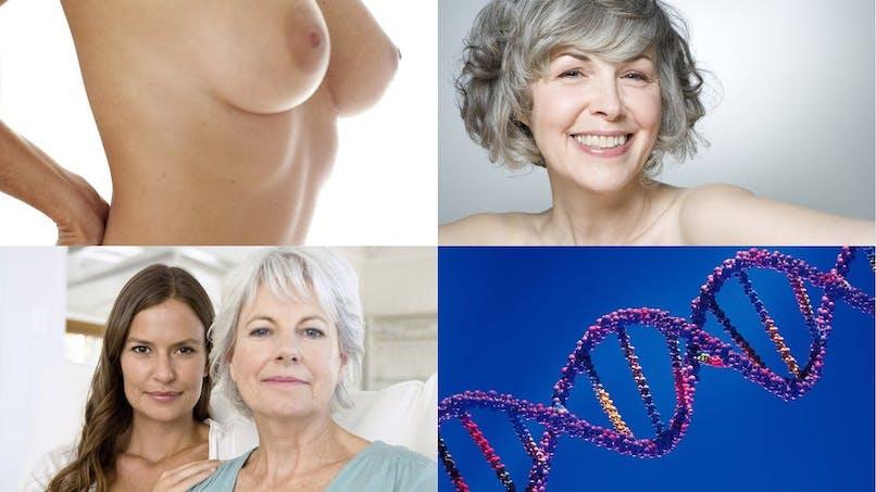 Les facteurs de risque du cancer du sein