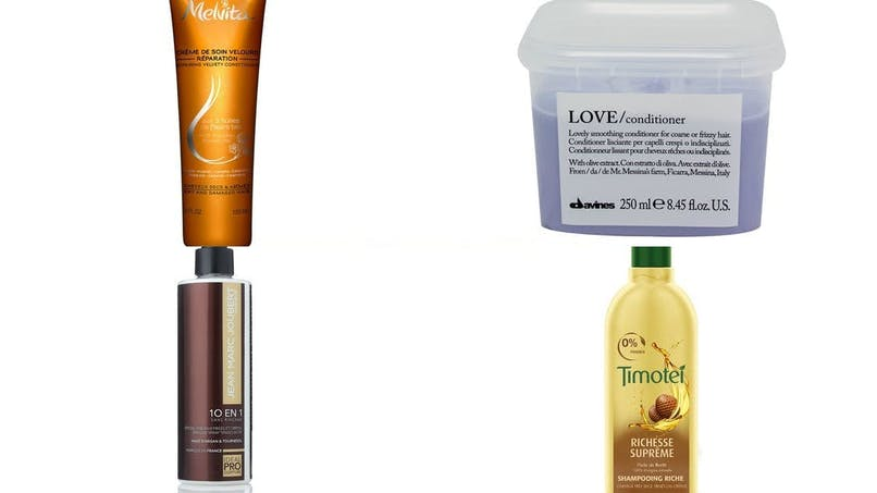 Cheveux crépus et frisés: le shopping soin