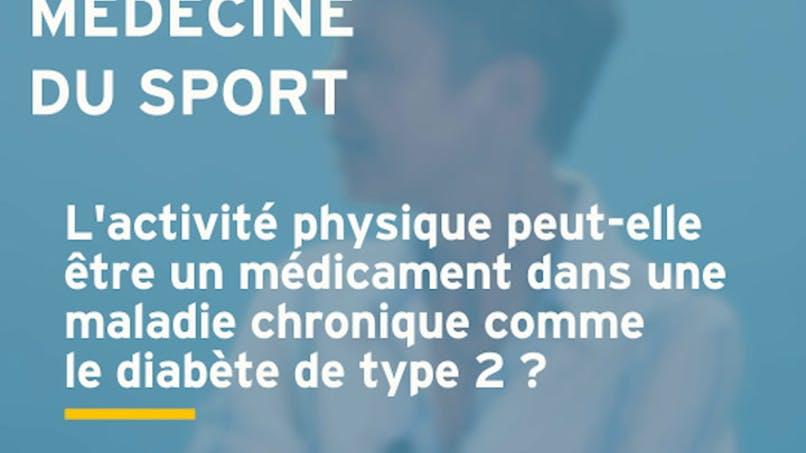 L'activité physique permet-elle de lutter contre le diabète de type 2 ? Réponse en vidéo