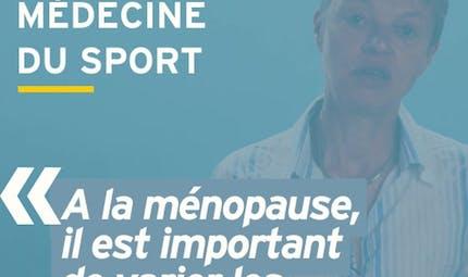Quelles activités physiques pratiquer à la ménopause ? Réponse en vidéo