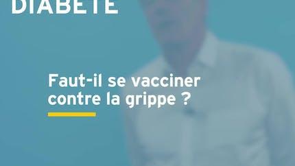 Pourquoi les diabétiques doivent-ils se protéger contre la grippe? Réponse en vidéo